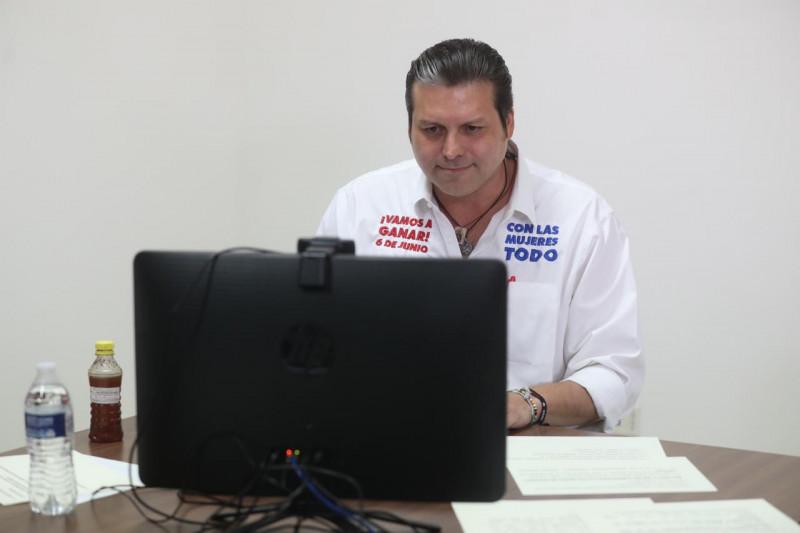 """Mario Zamora propondrá la """"Ley Rocha"""" para evitar influyentismo"""