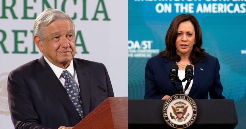 La vicepresidenta de EEUU visitará México poco después de las elecciones
