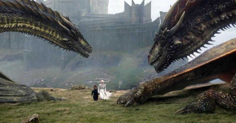 """HBO revela las primeras imágenes de """"House of the Dragon"""", la precuela de """"Game of Thrones"""""""