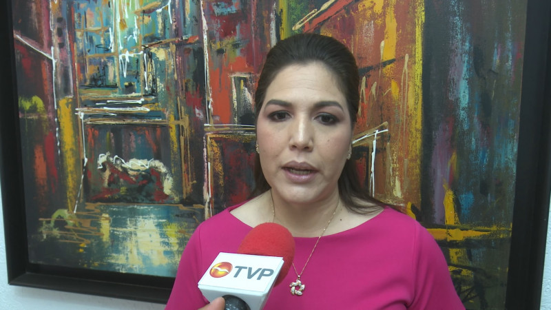 Promete Angelina Valenzuela impulsar la economía de  Ahome