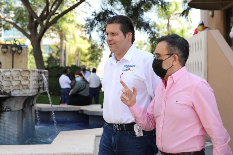 Mario Zamora llena los requisitos para liderar el futuro de Sinaloa