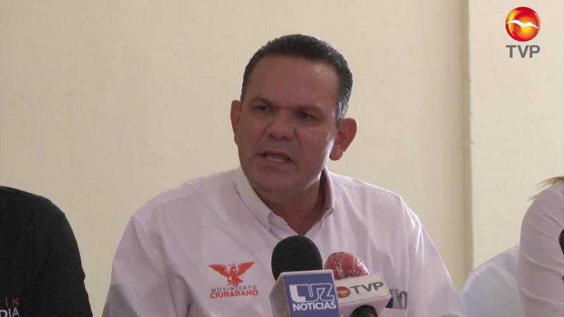 Ve Sergio Torres desatención en sequía extrema de Sinaloa