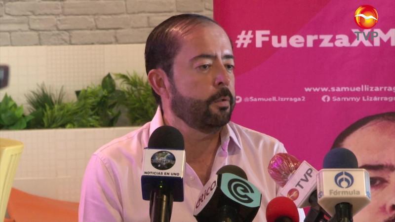 Asegura Samuel Lizárraga que pandemia es una oportunidad para crecer