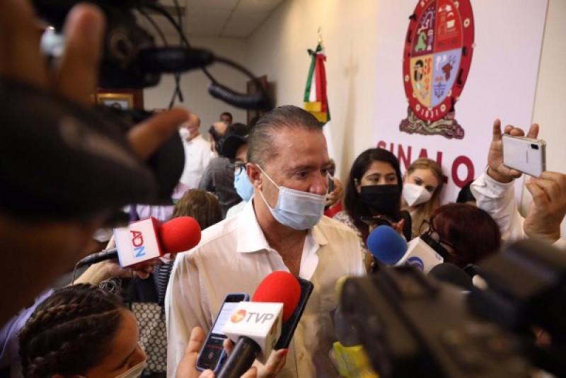 Sinaloa tendrá semáforo epidemiológico Verde del 10 al 23 de mayo: Anuncia el Gobernador Quirino