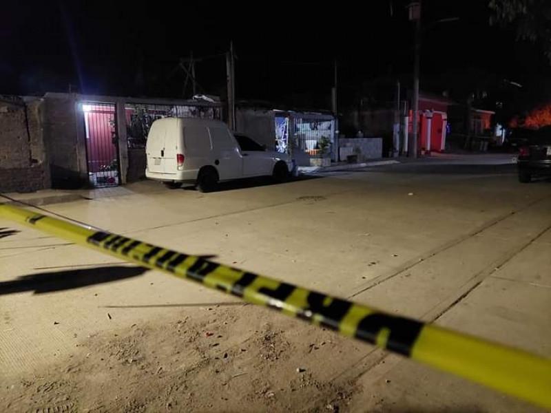 Hombres armados llegan a vivienda y matan a joven a balazos