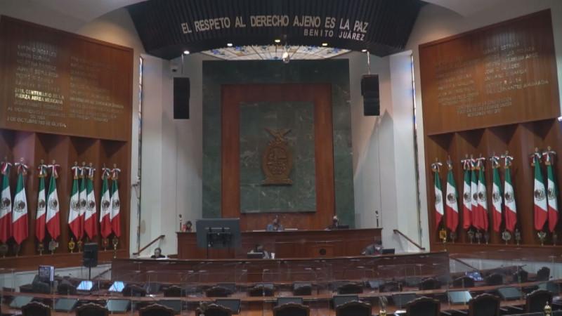 Sesionaran en el congreso de Sinaloa de manera presencial