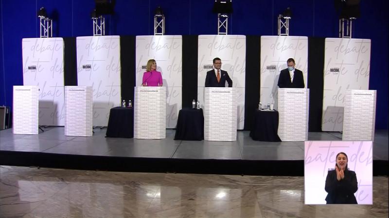 Ausentes los cómos en Debate Sur Sonora