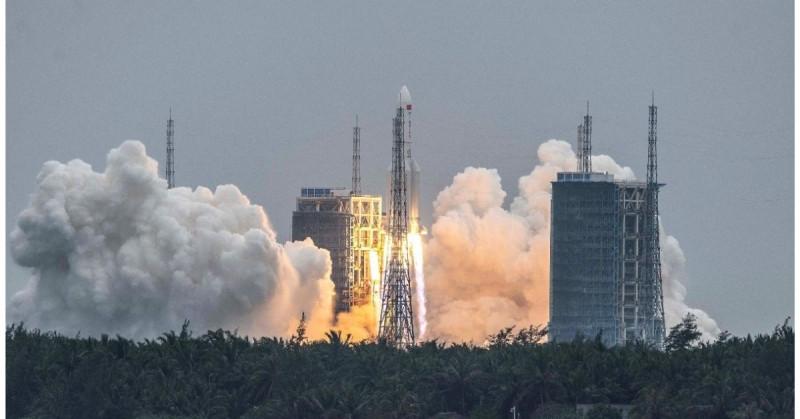 El mundo está pendiente de los restos del cohete chino que viaja a 28 mil km/h y caen este fin de semana