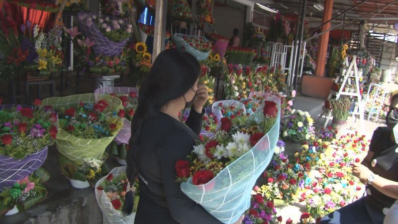 Florerías esperan buenas ventas