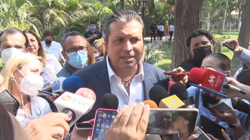 Sigue su curso demanda contra Rocha: Mario Zamora