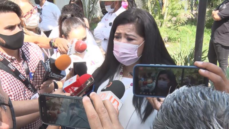 Cuando fui diputada defendí derechos de los niños...lo haré como gobernadora: Rosa Elena Millán Bueno