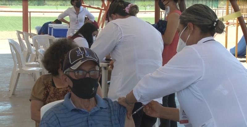 En área rural de Cajeme se aplicará la segunda dosis de la vacuna este 8 y 9 de mayo