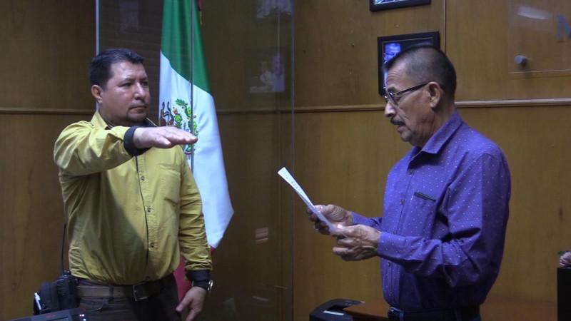 Ya hay nuevo Director de Servicios Públicos en Mazatlán