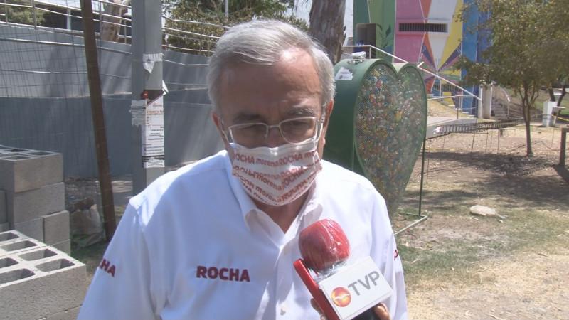 Todos tienen derecho a inconformarse dice Rubén Rocha