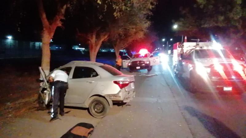 Una persona muerta y una más herido en accidente sobre la Culiacán-Navolato