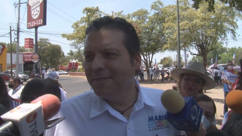 Mario Zamora aclara que apoyos de FinRural a sus familiares los autorizó SAGARPA