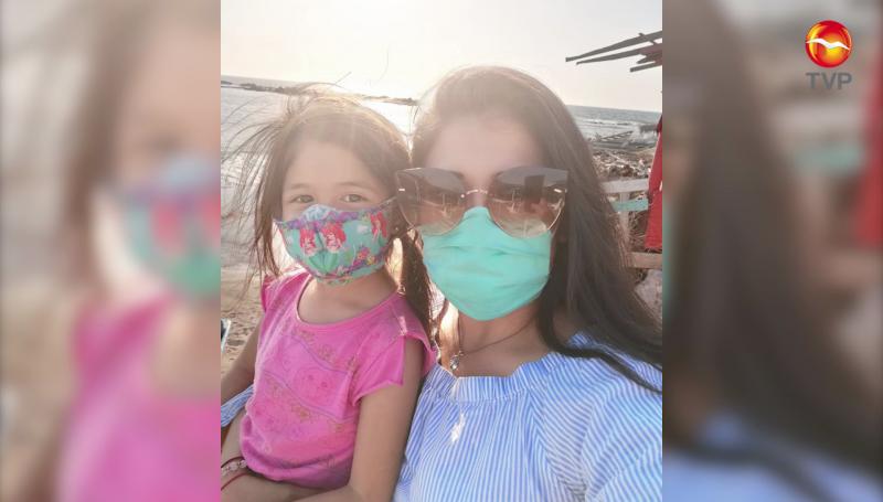 Ser mamá y doctora en plena pandemia...