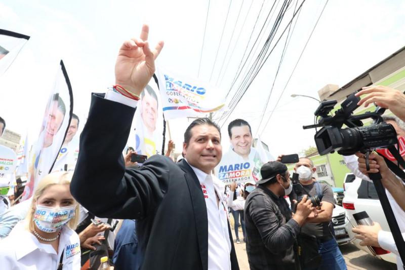Hay que dignificar la política y ayudar a la gente: Mario Zamora