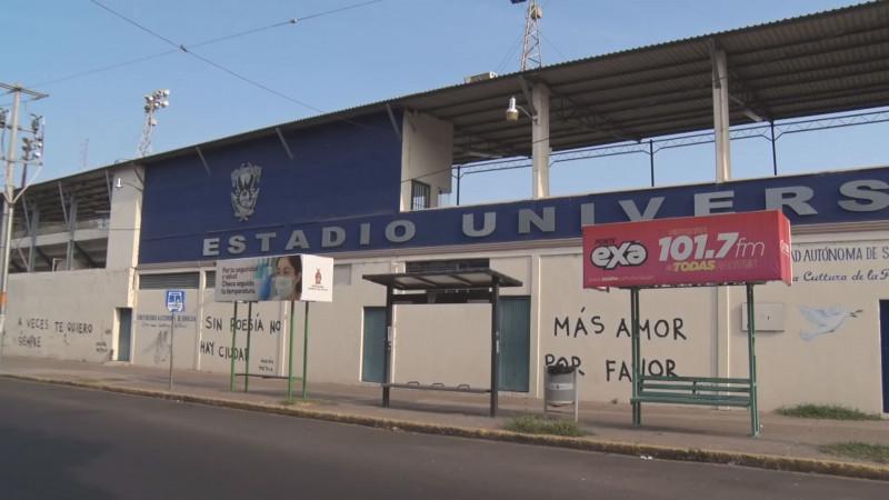 Cumple 100 años estadio de la UAS