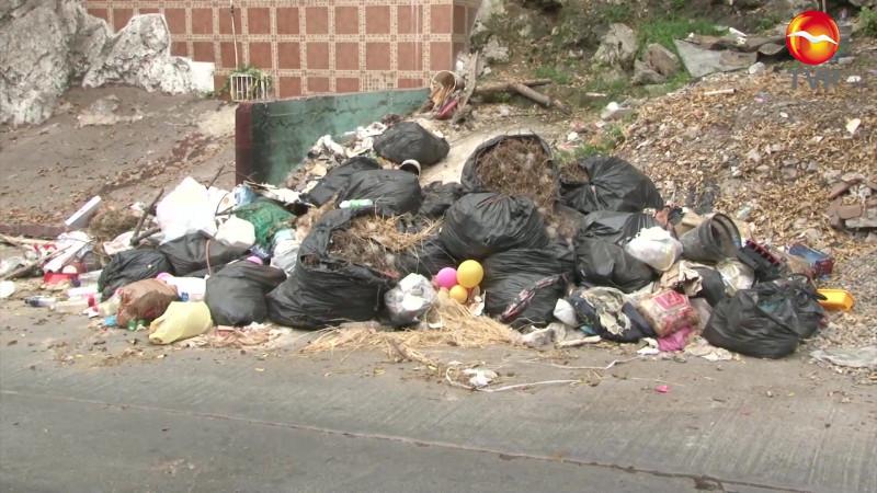 Analizan multar por sacar basura a destiempo en Mazatlán