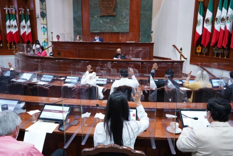 Exhorta Congreso a Ayuntamiento de Culiacán  establecer mesa de atención a policías  y viudas