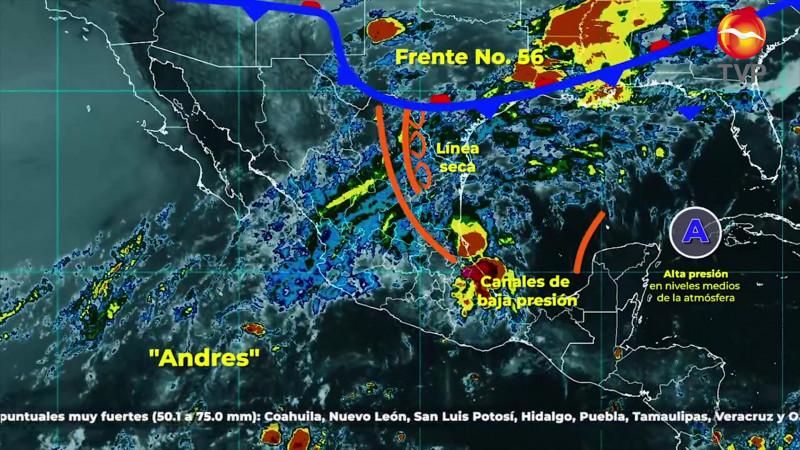 Se adelanta la temporada de huracanes