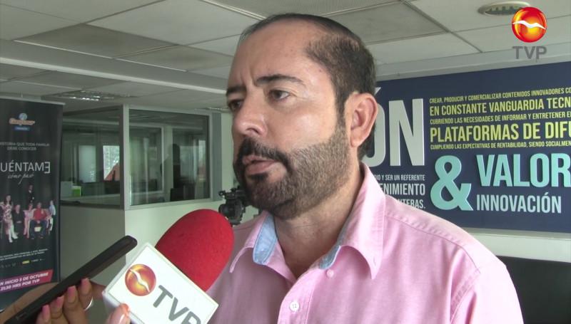 Plantea propuestas de seguridad , Samuel Lizárraga