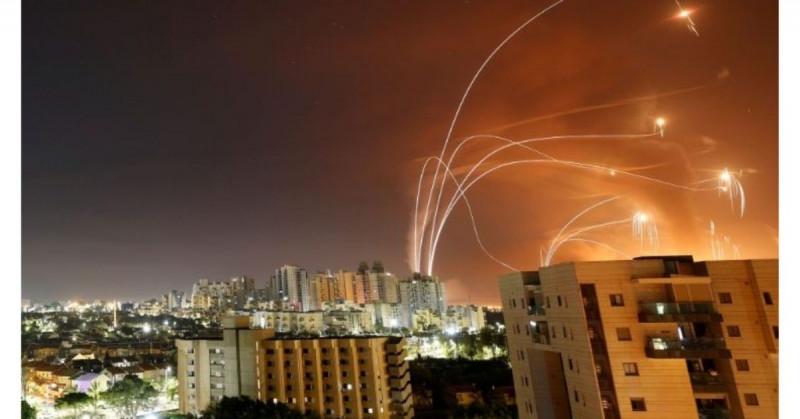 Israel ha interceptado el 90% de 1,600 cohetes que le han lanzado desde Gaza