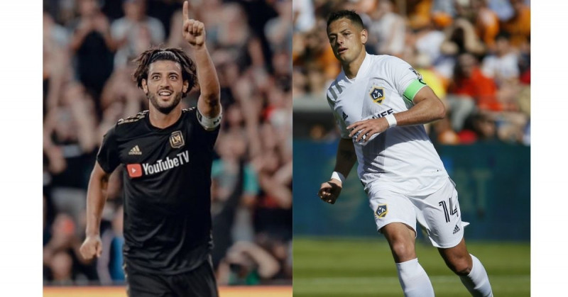 """Confirman a Carlos Vela y al """"Chicharito"""" Hernández como los mejores pagados de la MLS"""