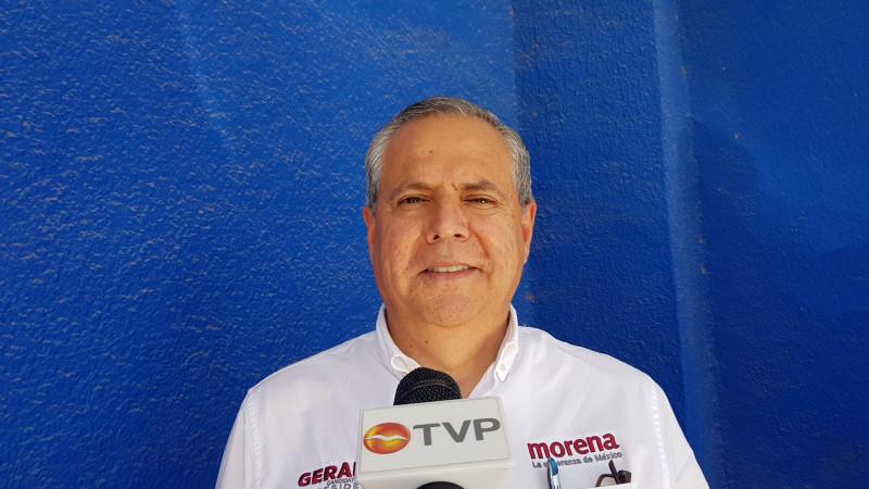 Listo Gerardo Vargas Landeros para debatir