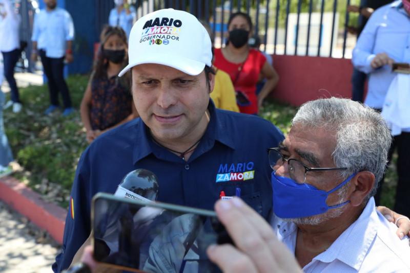 Se suma Mario Osuna, diputado federal del PT, a proyecto de Mario Zamora