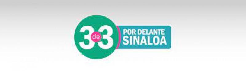 31 candidatos  en Sinaloa han publicado su declaración  patrimonial en 3 de 3