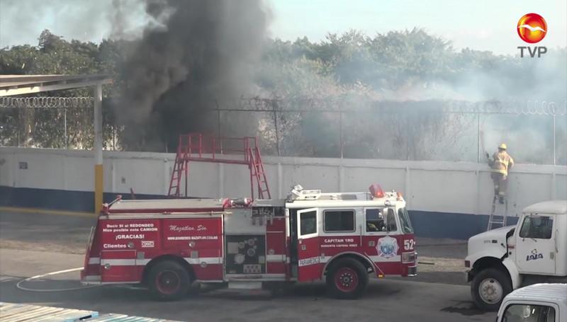 Preocupa el incremento de incendios en la ciudad: Bomberos Voluntarios