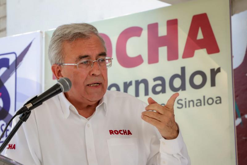 Gestionaremos sistemas de riego para la Picachos y Santa María, detonantes de desarrollo del sur-sur de Sinaloa: Rubén Rocha