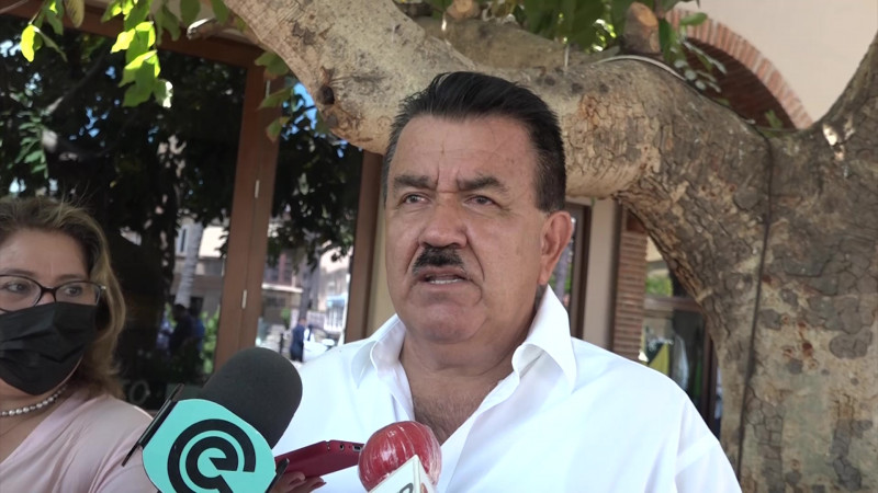 Exige Germán Escobar a AMLO que respete la democracia