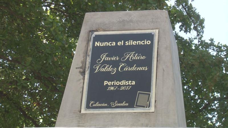 Este sábado develarán busto en Culiacán en memoria al periodista Javier Valdez