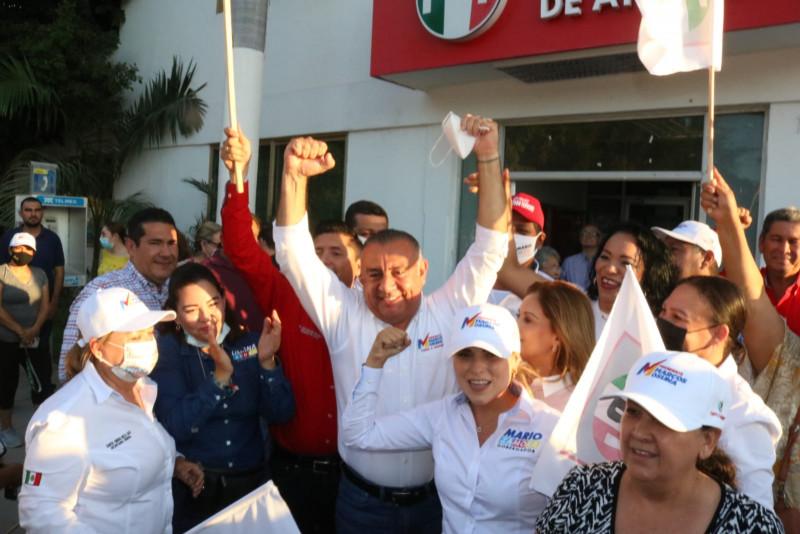 Expuse las mejores propuestas, ganamos el debate: Marcos Osuna