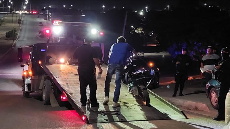 Asesinan a un joven en La Huizachez