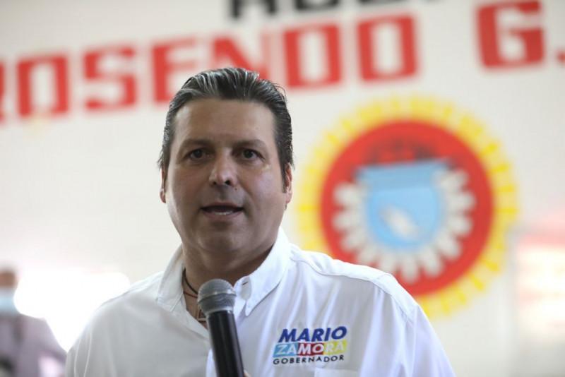 """A ponerse las pilas y votar por todos los candidatos de """"Va por Sinaloa"""", llama Mario Zamora"""