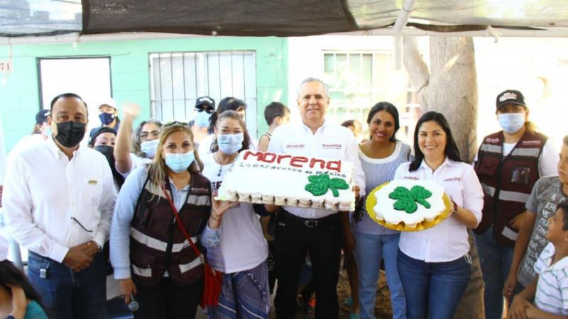 Elevar la calidad de los servicios públicos será de las primeras acciones de gobierno: Gerardo Vargas Landeros