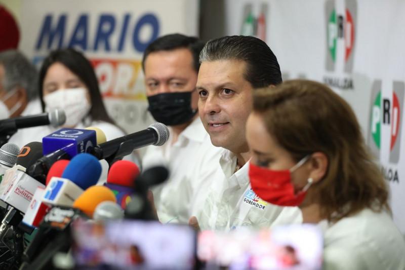 Hay hartazgo por Morena y Mario Zamora ya huele a gobernador: Senadores