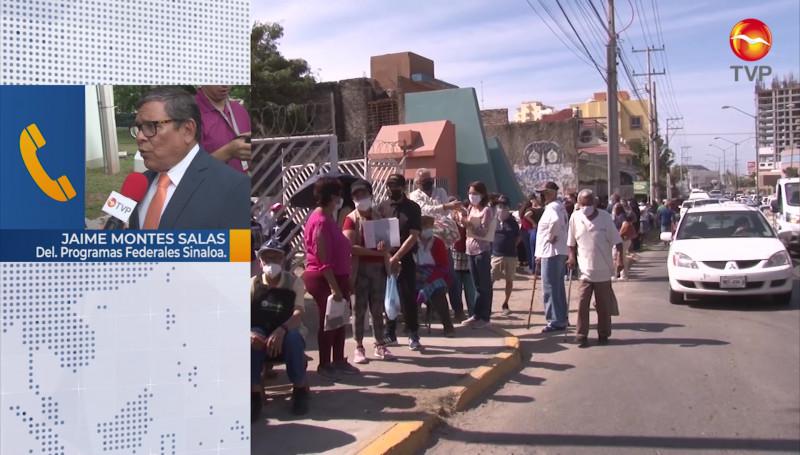 La última semana de mayo se estaría aplicando la segunda dosis de AstraZeneca en Mazatlán
