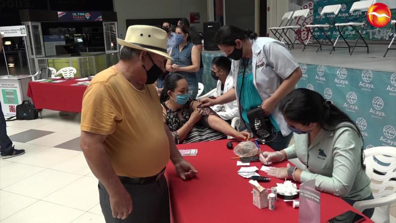 Se suma Mazatlán a Jornada de Salud Pública Nacional