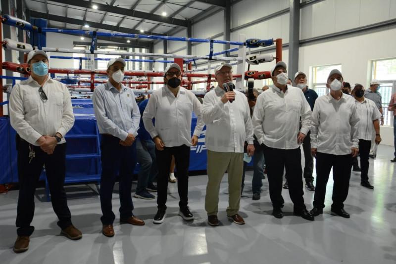 Inaugura la UAS gimnasio de box en Mazatlán