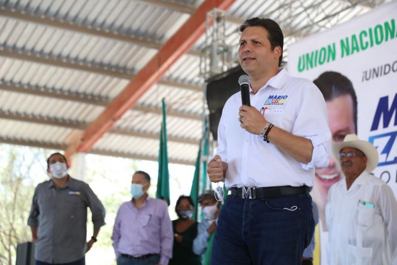 Los morenistas no merecen ni un voto; vamos con Mario Zamora: UNTA