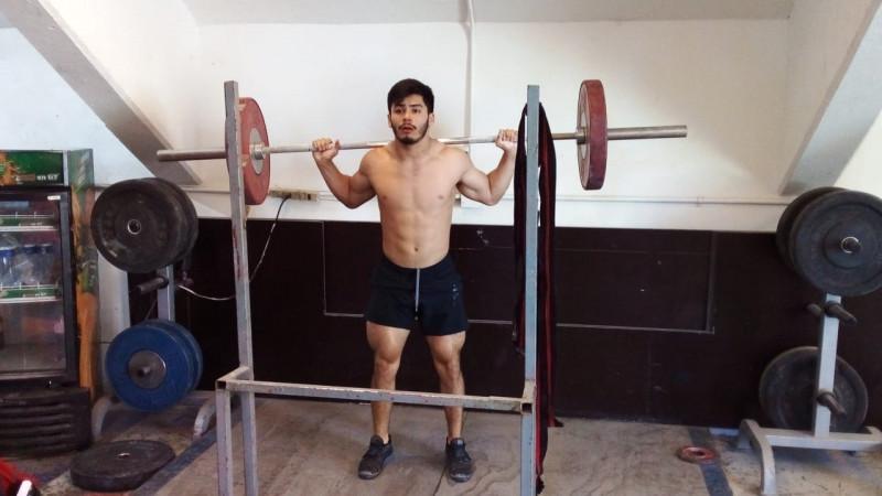Jorge Adán Cárdenas buscará boleto olímpico en junio