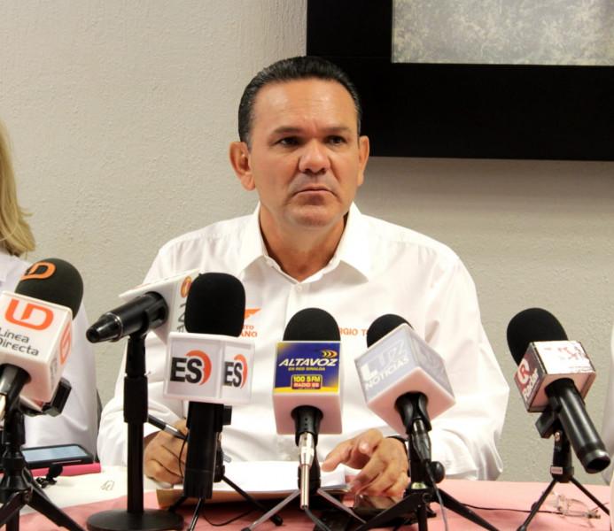 La encuesta verdadera se dará el 6 de junio, con el triunfo de Movimiento Ciudadano: Sergio Torres