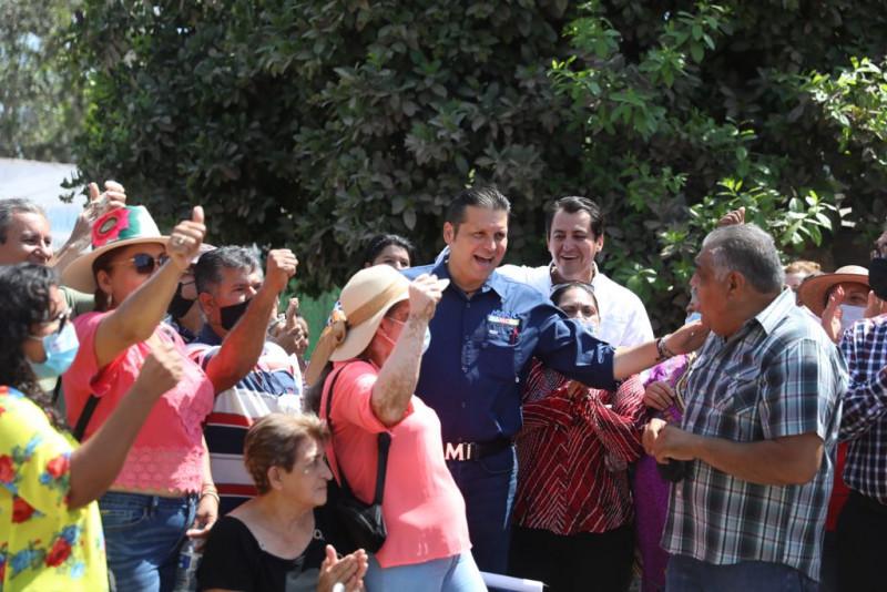 Sacaremos a las colonias del abandono en que las tiene Morena: Mario Zamora