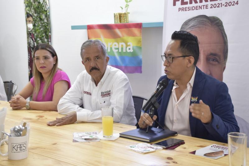 Estrada Ferreiro ha gobernado con respeto y sin discriminación hacia la ciudadanía