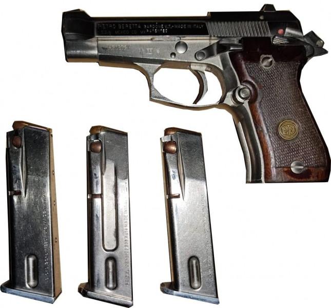 Detienen a una persona con arma en Concordia